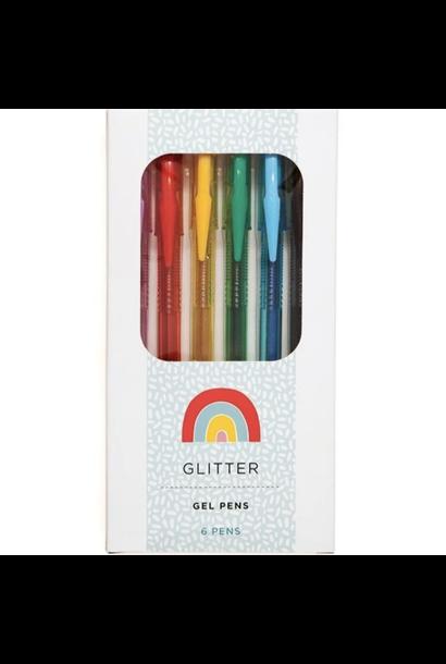 Glitterpennen