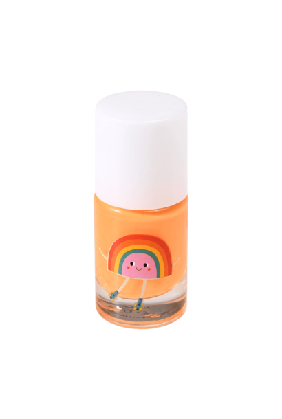 Nail Polish Rainbow Friends Orange