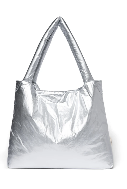 Mom-Bag Silver Statement
