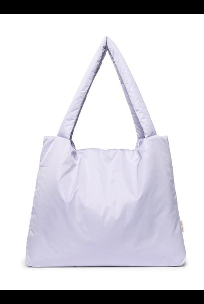 Mom-Bag Puffy Lilac