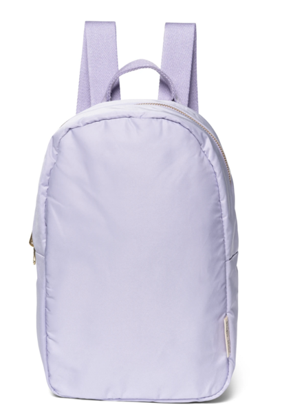 Puffy Backpack Lilac