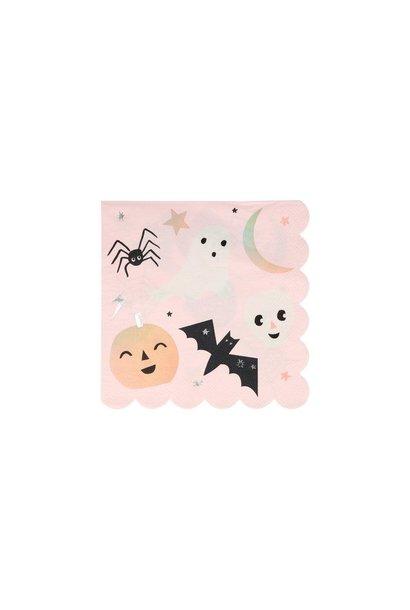 Servetten Halloween Party