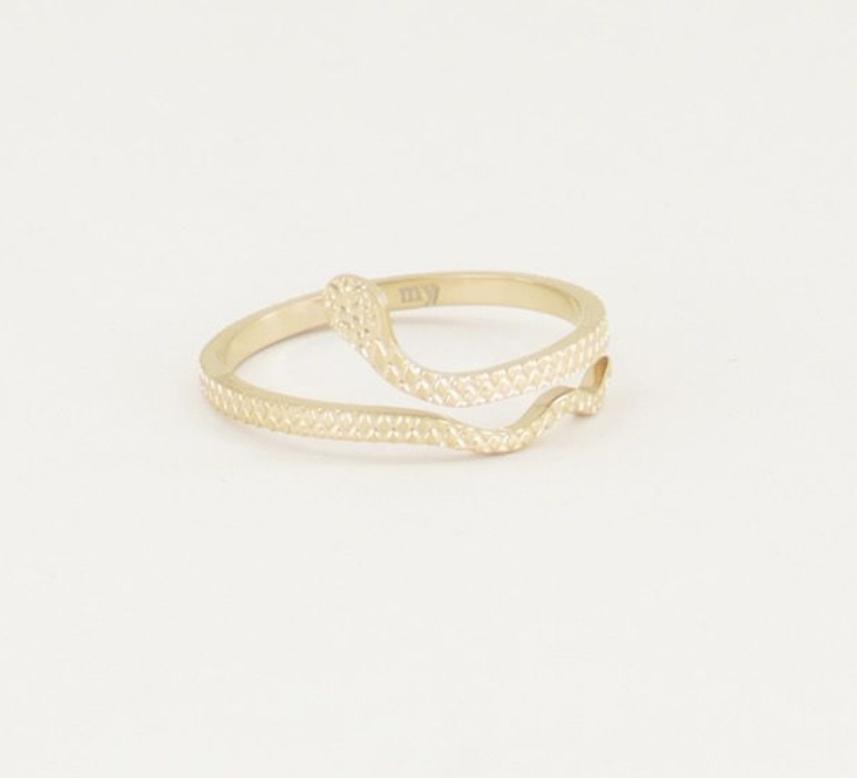 Ring Slangetje - My Jewellery-1