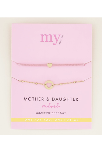 Mother & Daughter Bracelet Mini