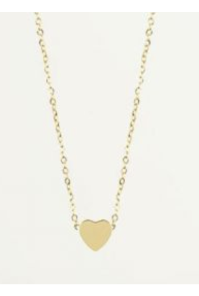 Necklace little heart