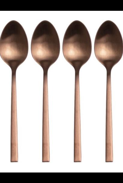 Spoon Set Copper