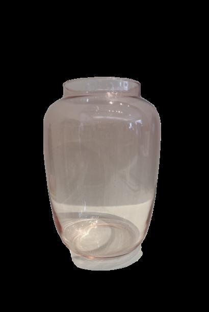 Vase Transparent Pink