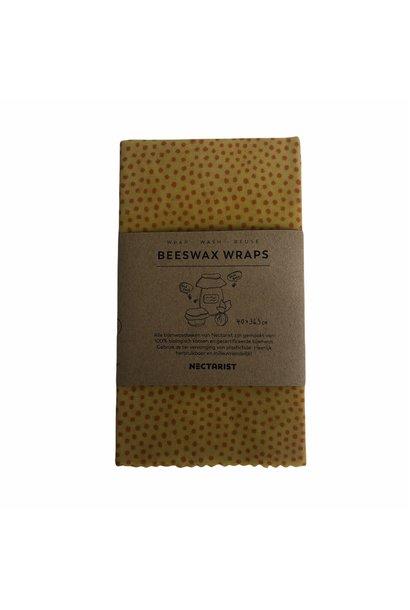 Beeswax Wraps Dots Medium