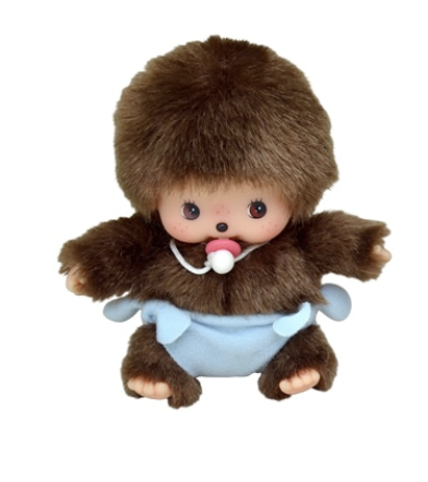 Baby Jongen - Monchhichi-1