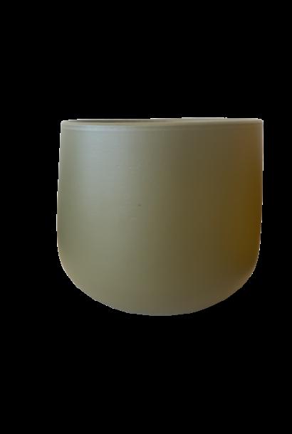 Vase Khaki Large