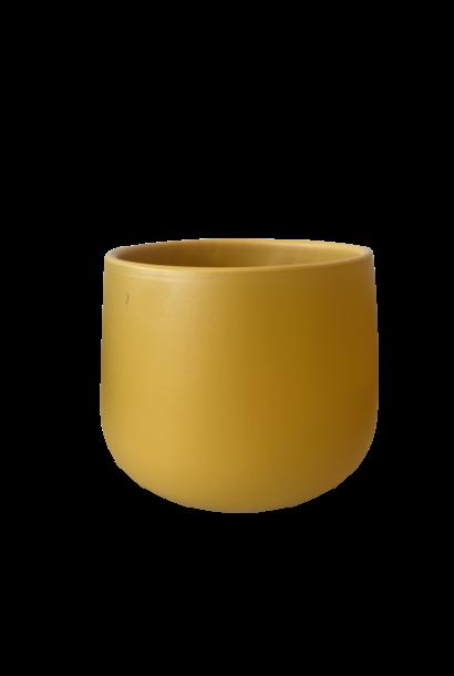 Vase Ochre Small