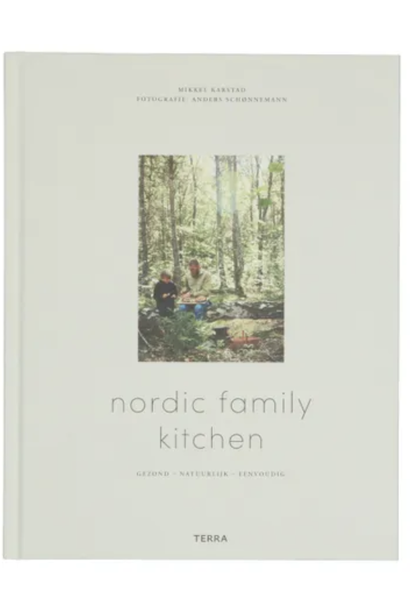 Book - Nordic Family Kitchen