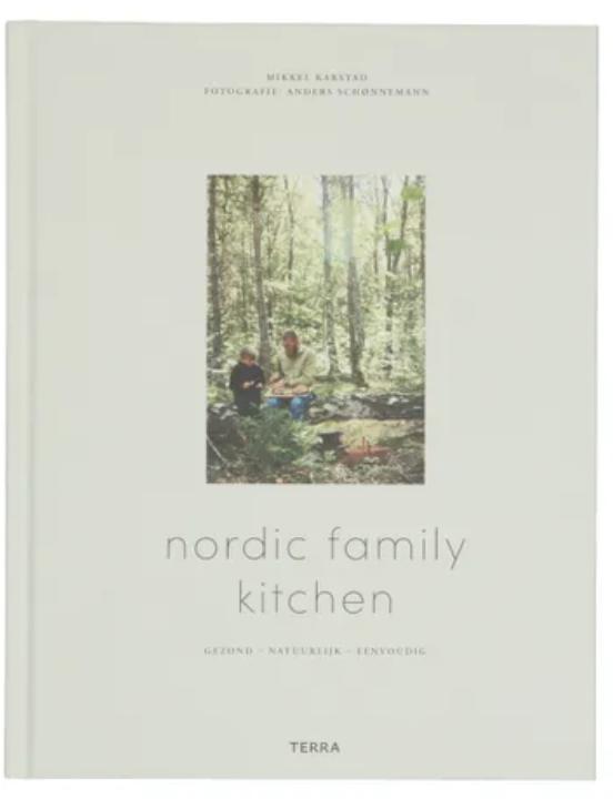 Boek - Nordic Family Kitchen - Uitgeverij Terra-1