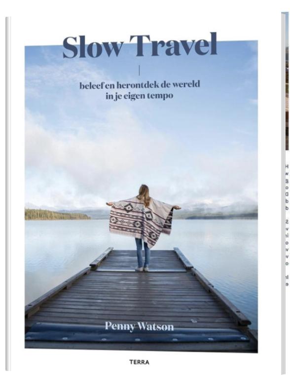 Boek - Slow Travel - Uitgeverij Terra-1