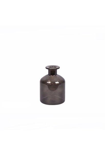 Melkfles Zwart Mini