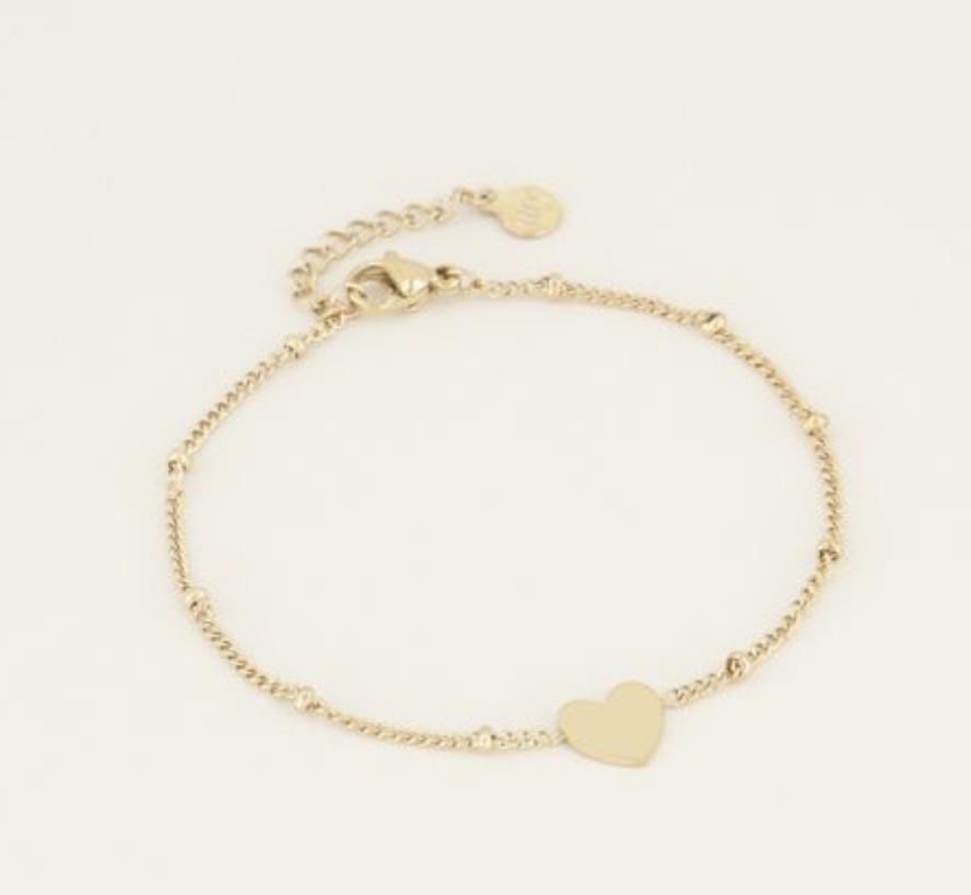 Armband Groot Hart - My Jewellery-1