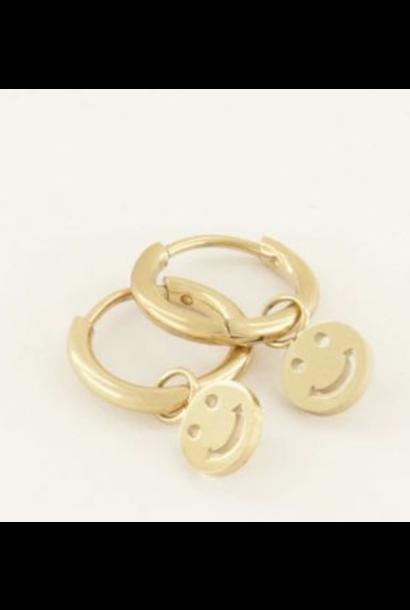 Earrings Smiley