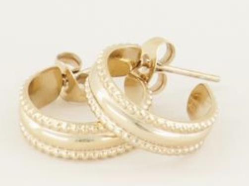 Oorhangers Patroon - My Jewellery-1