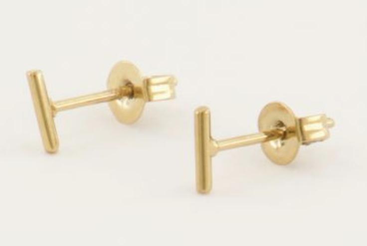 Oorbellen Staafje - My Jewellery-1
