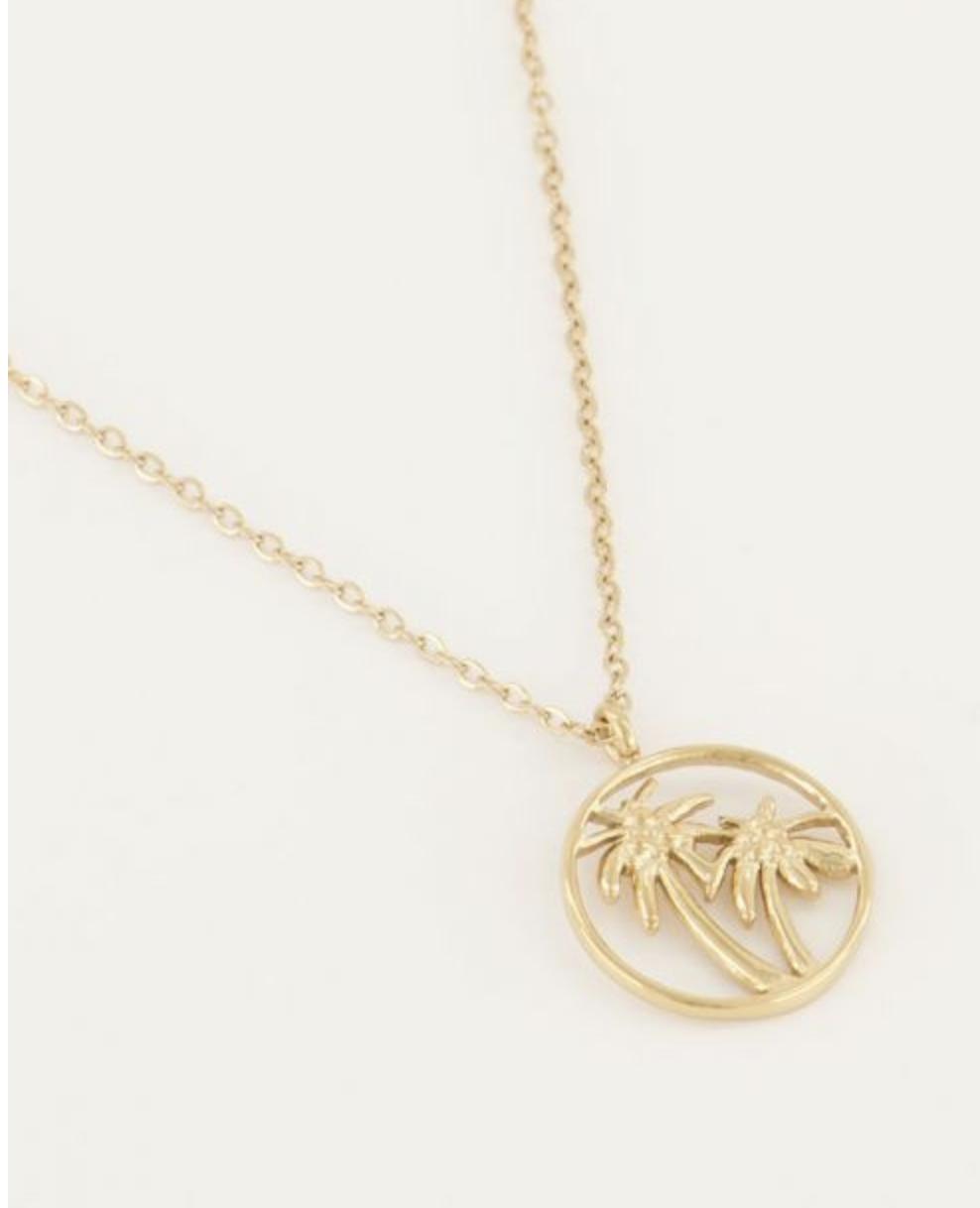 Ketting Palmbomen - My Jewellery-1