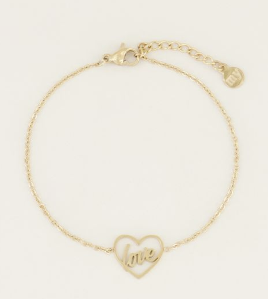Armband Love - My Jewellery-1
