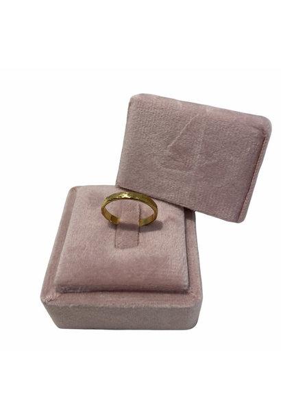 Ring Box Pink