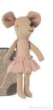 Ballerina Little Miss Mouse-1