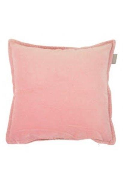 Kussen Velvet Pink