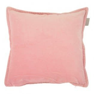 Kussen Velvet Pink - Goround Interior-1