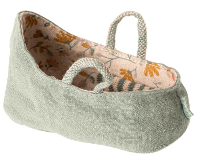 Carry Cot Dusty Green-1