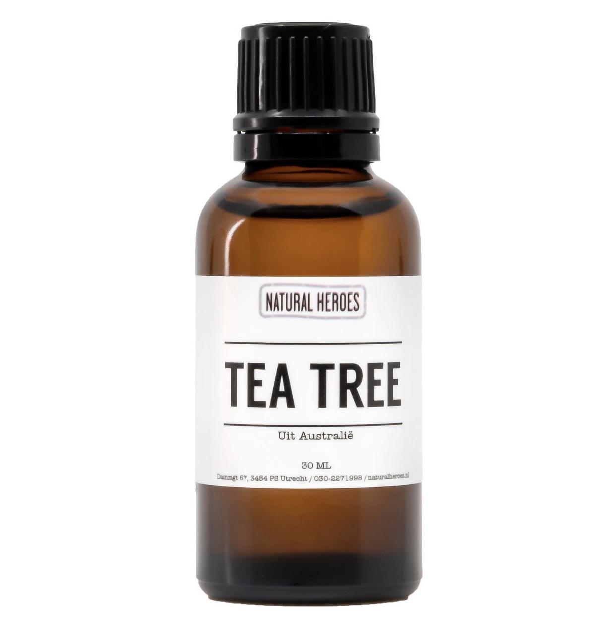 Essentiële Olie - Tea Tree (100ml) - Natural Heroes-1