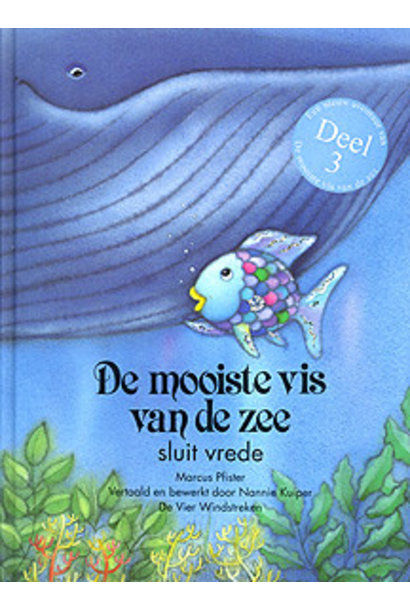 Book - The Most Beautiful Fish Of The Sea Makes Peace