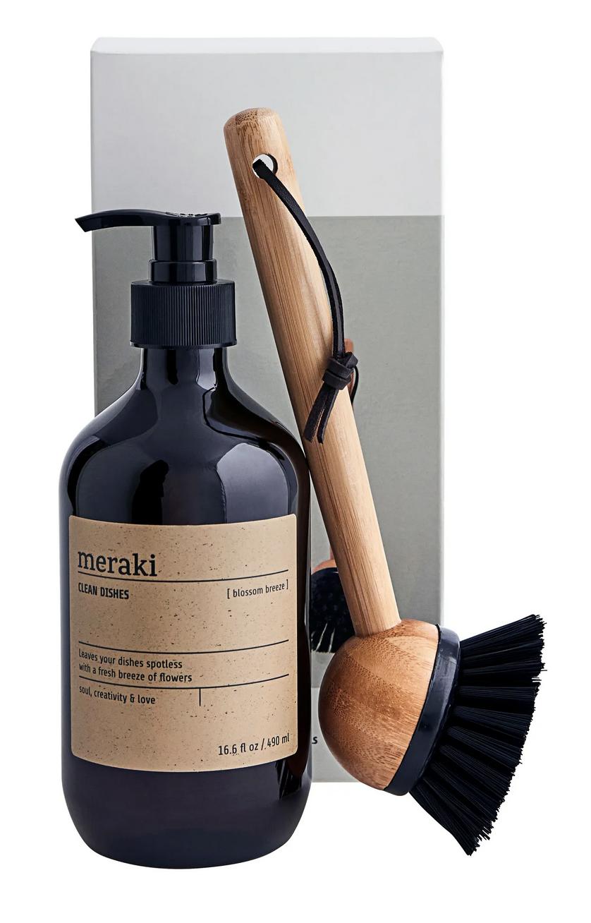 Dish Wash Essentials Blossom Breeze - Meraki-1