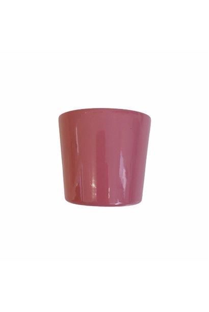 Bloempotje Hollie Roze