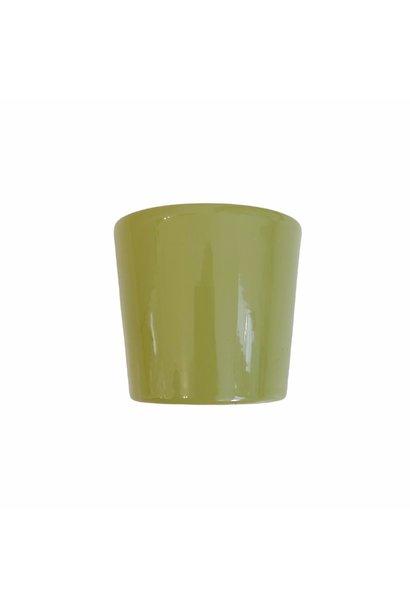 Flower Pot Hollie Green
