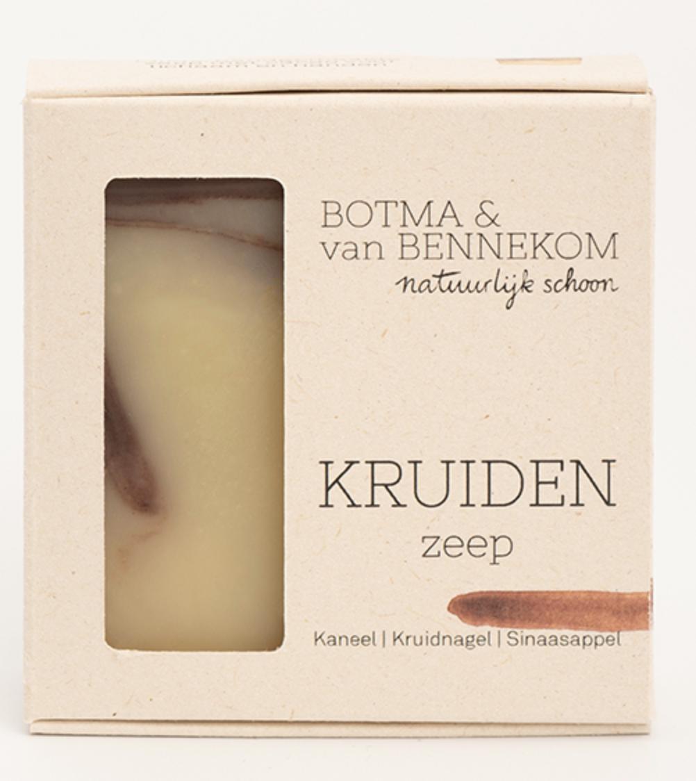 Kruidenzeep - Gember & Kaneel - BOTMA & van BENNEKOM-1