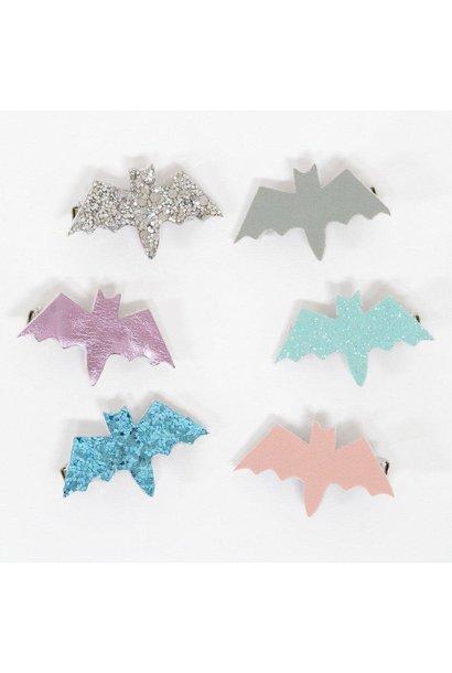 Hair Clips Bat