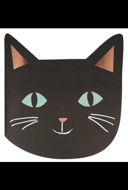 Schets & Stickerboek Kat