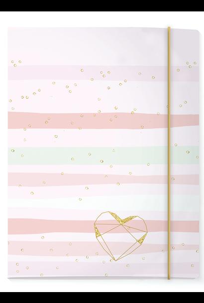 Elastomap Pastel Love