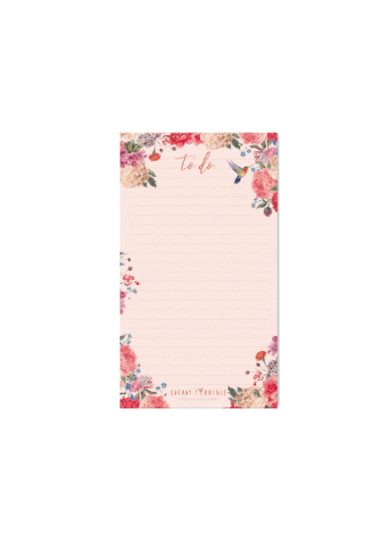 To Do List Flowers