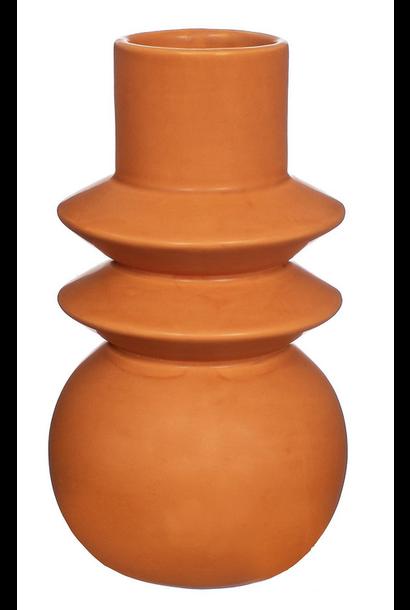 Terracotta Totem Vaas
