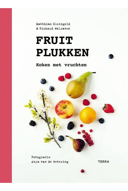 Boek - Fruit Plukken - Koken Met Vruchten