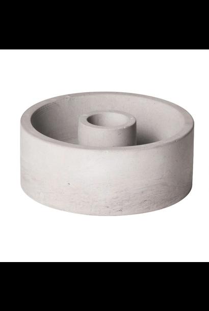 Kaarsenhouder Cement - Small