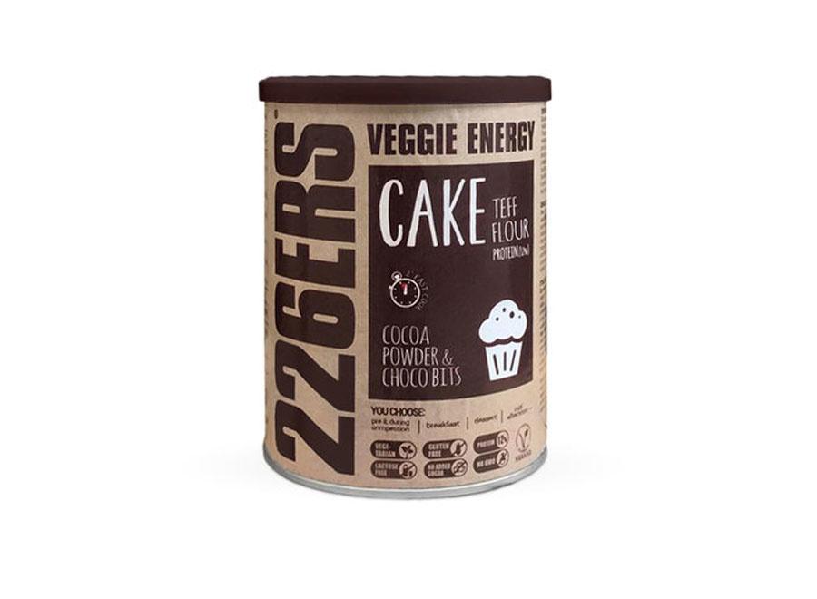 226ERS | Veggie Energy Cake | Teff & Choco Bits-1
