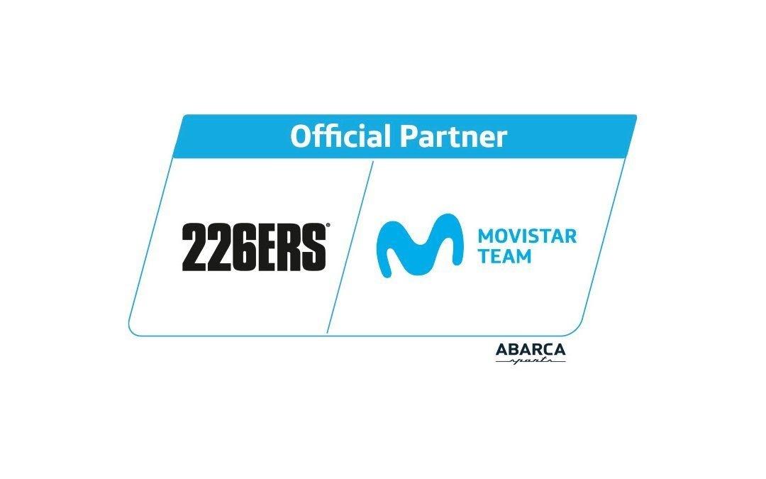 226ERS | Bidon 600ml | MOVISTAR | Limited Edition-2