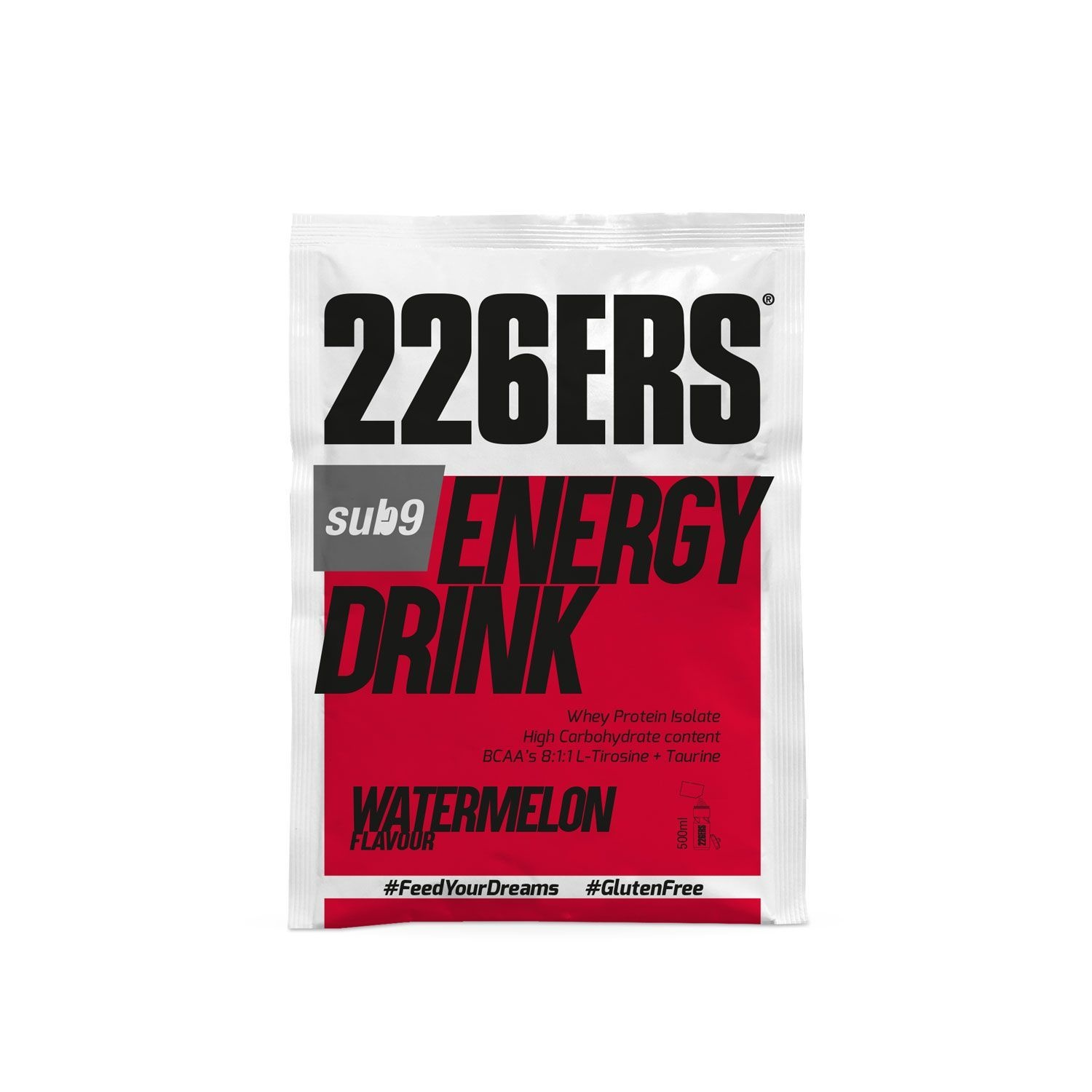 226ERS | SUB9 Energy Drink | Watermelon | Sachet-2