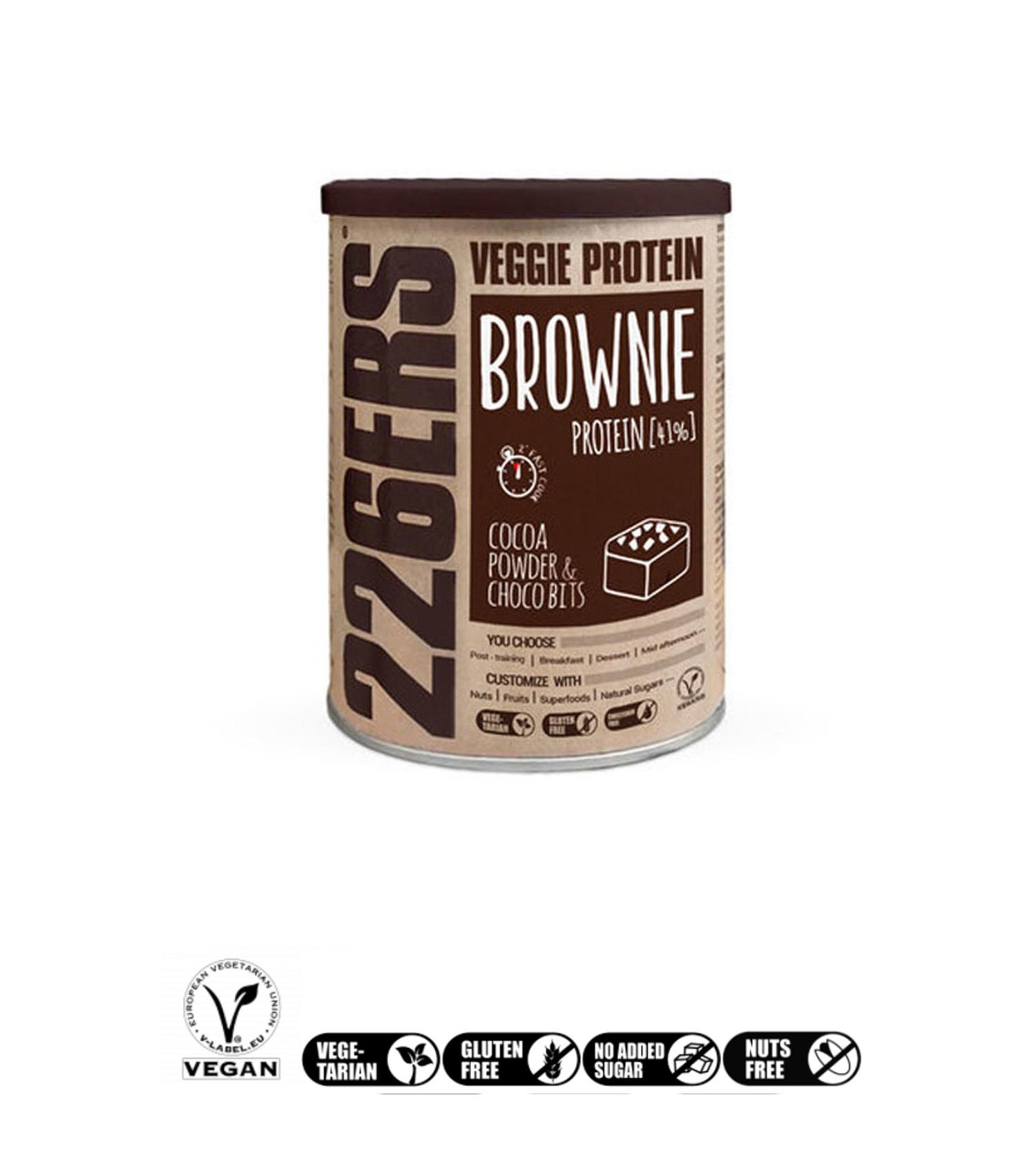 226ERS | Veggie Protein | Brownie-1