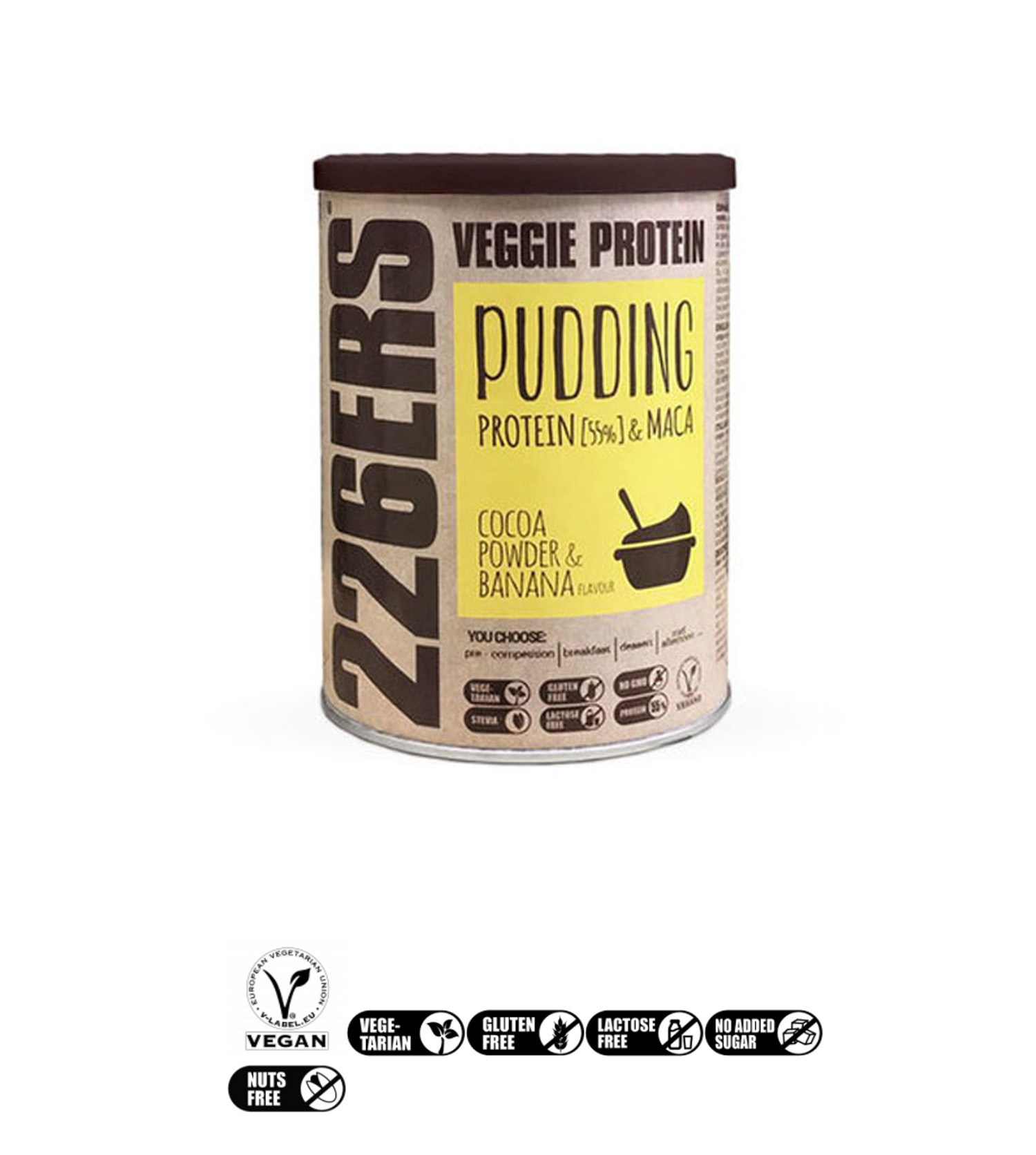 226ERS | Veggie Protein | Pudding-1