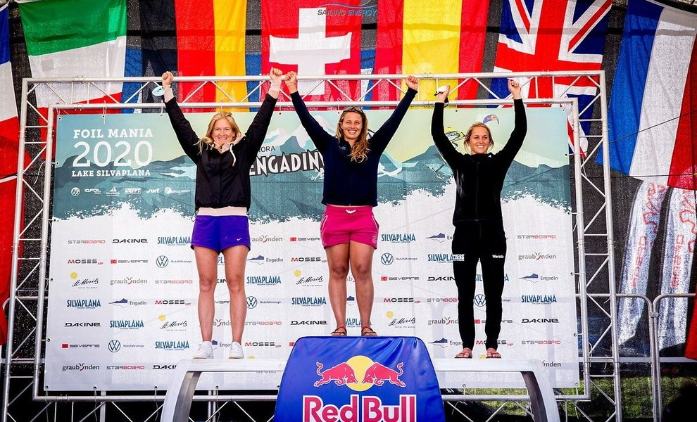 Lilian de Geus | Aftermovie zwitserland | European championship IQ foil.