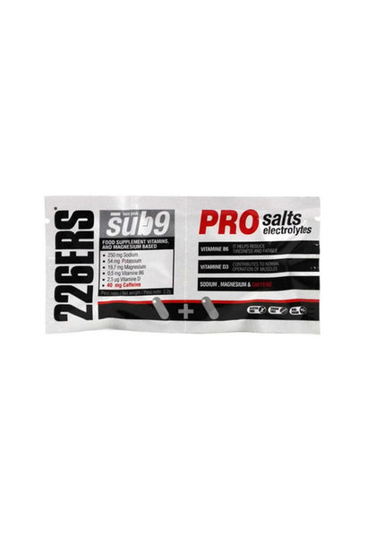 226ERS | SUB9 Pro Salts Electrolytes | 2 capsules